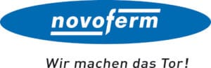 Logo der Firma Novoferm