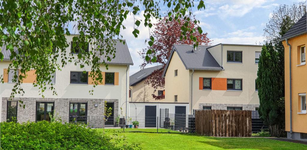 schlüsselfertig Kaufen, Bauträger-Projekt Hürth