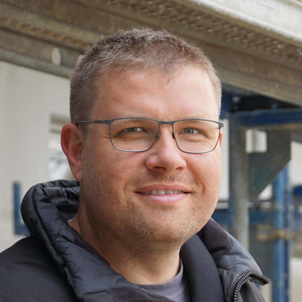 Portrait Sergej Peters