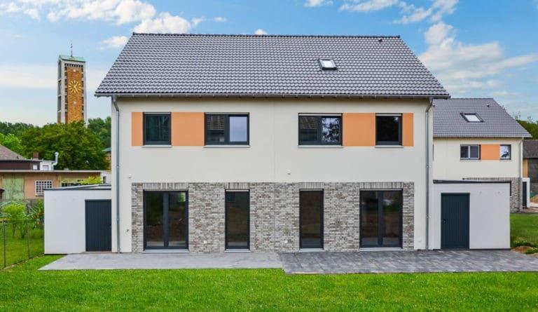 Massives Doppelhaus Hürth bei Köln