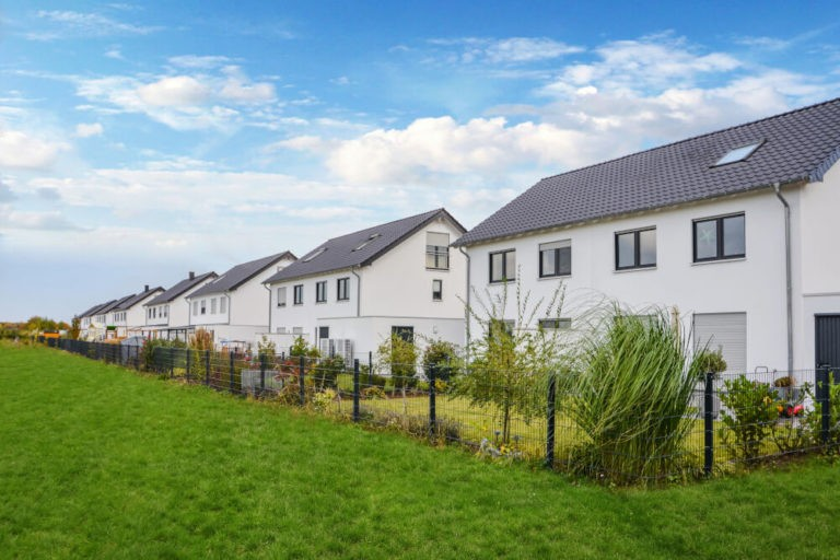 Gartenseite Nievenheim 16 EFH