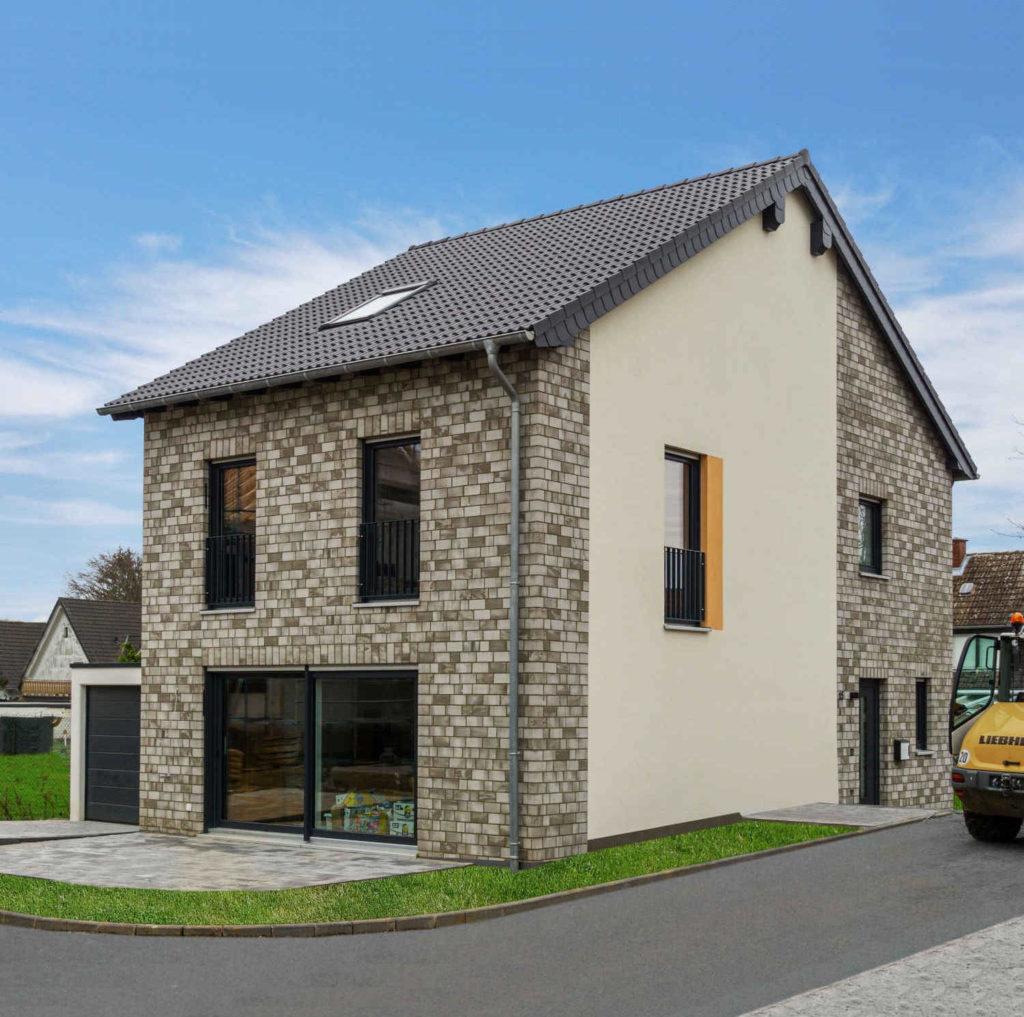 schlüsselfertiges Einfamilienhaus für private Hauskäufer in Hürth