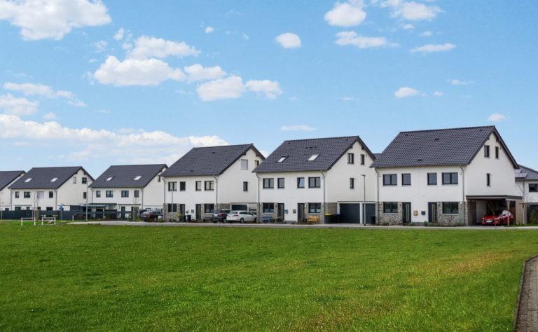 Bauträgerprojekt massive Doppelhaushälften in Rommerskirchen