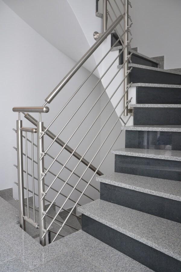 Treppenhaus im Mehrfamilienhaus