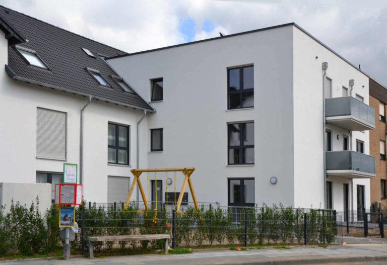 Pulheim Sinnersdorf Mehrfamilienhaus