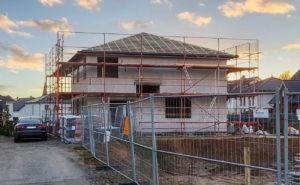 Haus im Rohbau: Welche Vorteile bietet ein Massivhaus?